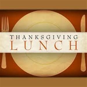 Thanksgiving Lunch